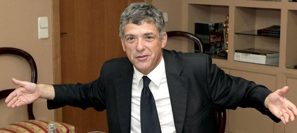 Foto: El presidente de la Real Federación Española Fútbol, Ángel María Villar (Efe).