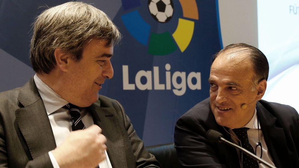 La Liga de Tebas quería a Miguel Cardenal para sustituir a Ángel Villar