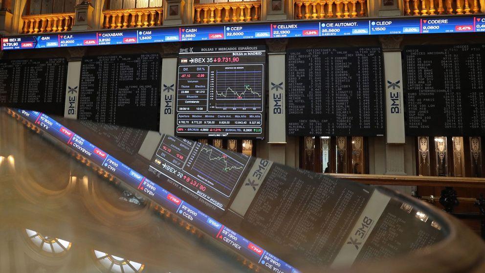 La guerra comercial vuelve a primer plano y el Ibex ahonda en las pérdidas