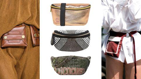 Riñonera, el bolso de moda