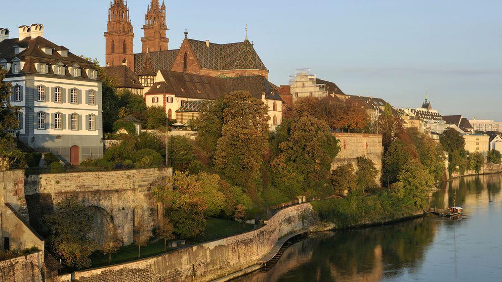 Basilea, la ciudad de los sibaritas