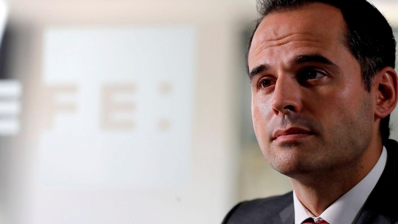 Foto: Ignacio Aguado, durante una entrevista a la agencia EFE. (EFE)