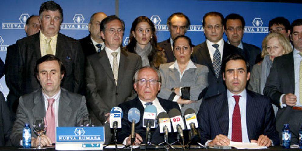 Foto: La familia Ruiz Mateos financió a la secta secreta El Yunque tras su desembarco en España