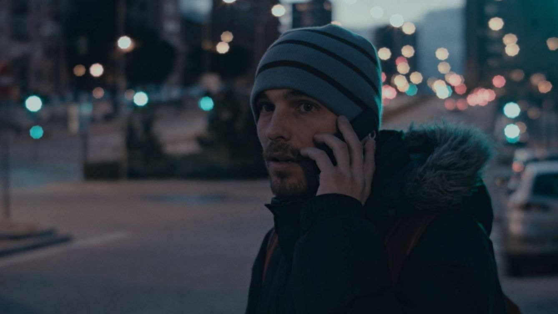 Foto: 'Niñato', el primer largometraje de Adrián Orr, cuenta la historia de David Ransanz, padre de día, rapero de noche. (Márgenes)
