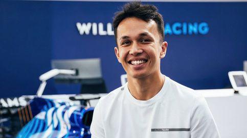 Alex Albon y Guanyu Zhou: Cuando para ser piloto de F1 tienes que ser también asiático