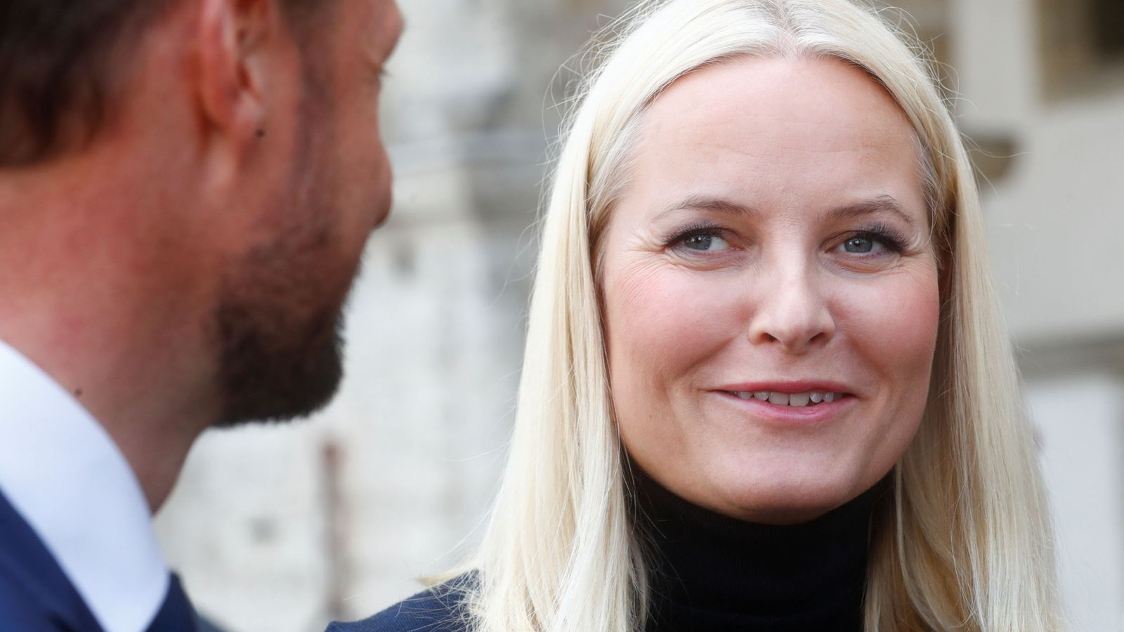 Foto: Haakon y Mette-Marit. (Reuters)