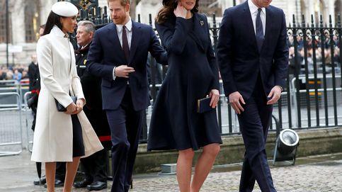 Los Cambridge y los Sussex hacen oficial su ruptura: adiós a los 'fabulosos 4'