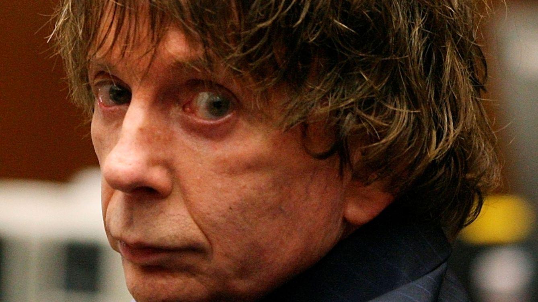 Muere el productor Phil Spector a los 81 años