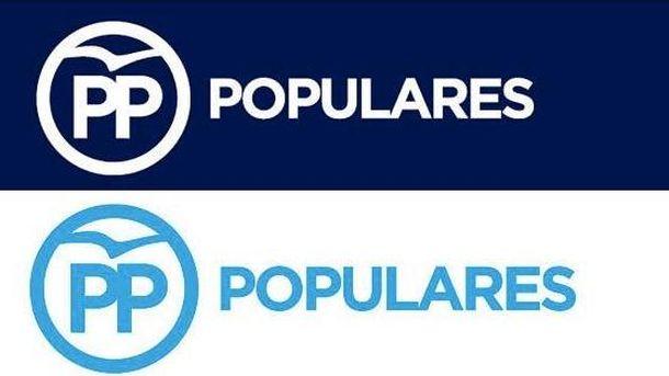 Foto: Así es la nueva imagen del Partido Popular.