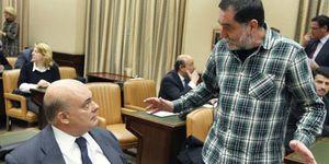 Foto: Amaiur quiere imponer su ley en el Grupo Mixto y se pelea con el PNV por una sala del Congreso