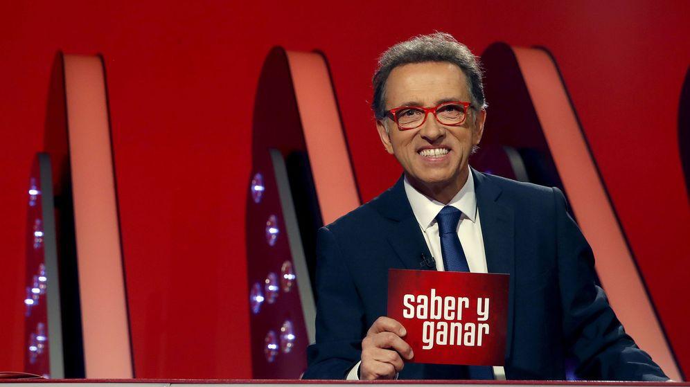 Foto: El presentador Jordi Hurtado. (TVE)