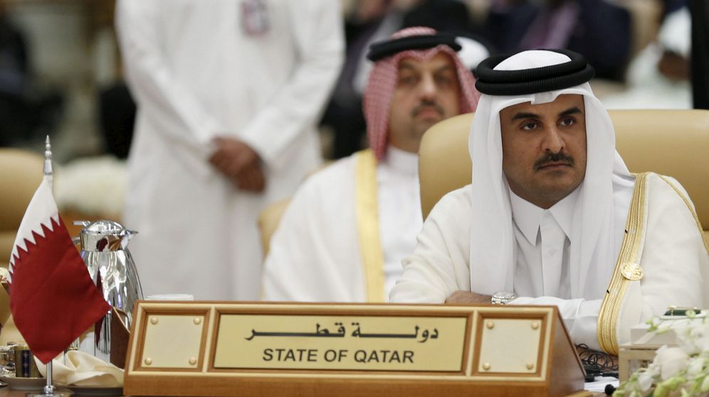 Foto: El emir de Qatar, Tamim bin Hamad al-Thani. (Reuters)