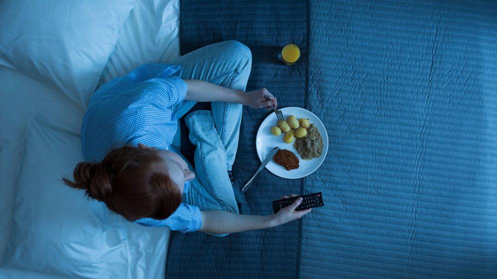 Foto: La melatonina a deshoras puede tener efectos negativos en el sueño. (iStock)