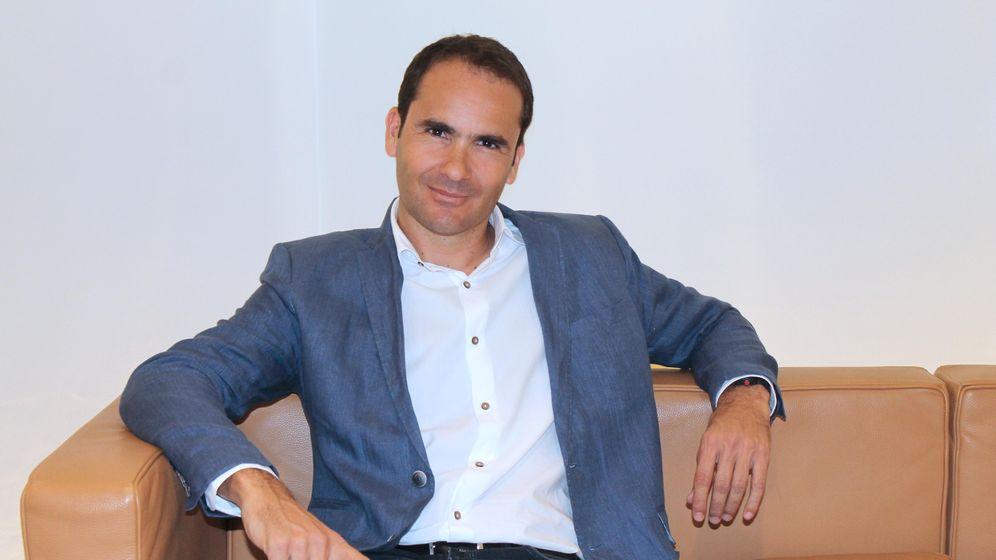 Foto: El director de 'El Mundo', David Jiménez (Unidad Editorial).