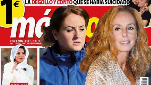 El enfrentamiento televisivo de Rocío Carrasco y su hija y las vacaciones de Patiño