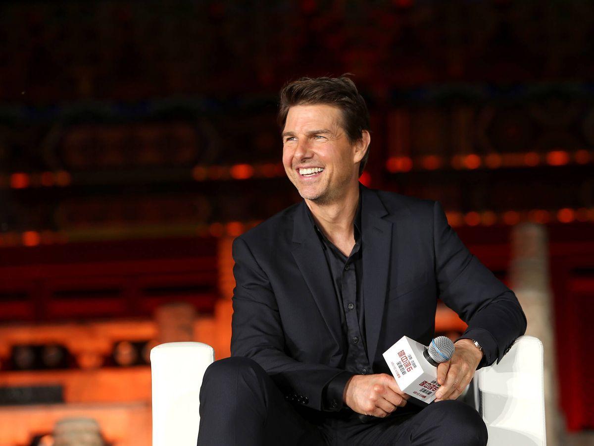 Foto: Tom Cruise, en una imagen de archivo. (Getty)