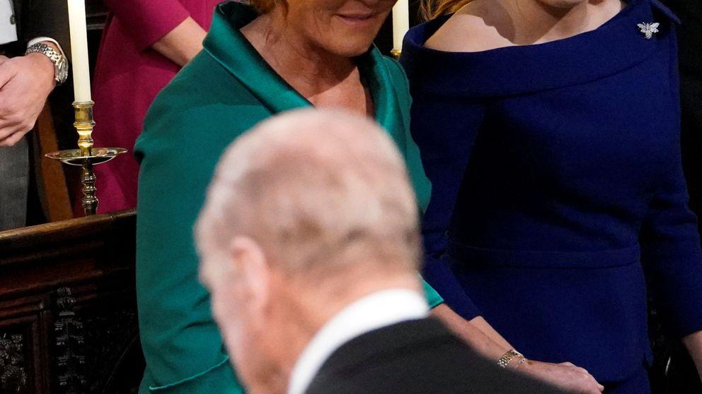Sarah Ferguson y el duque de Edimburgo: cronología de una 'falsa' reconciliación