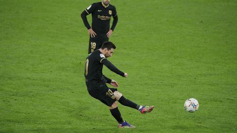 El Barça más contundente tumba al Granada con un recital de Messi y Griezmann (0-4)