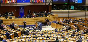 Post de 'Au revoir, my friend': la Eurocámara ratifica el Brexit y despide al Reino Unido