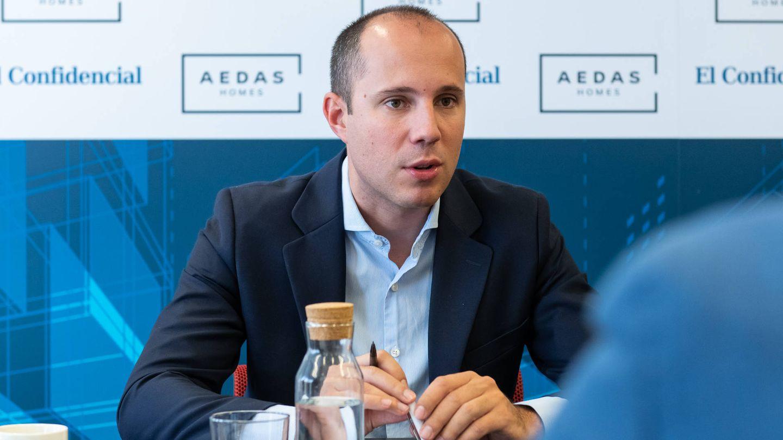 Ángel Fernández Sánchez, gerente de Industrialización de Aedas Homes.