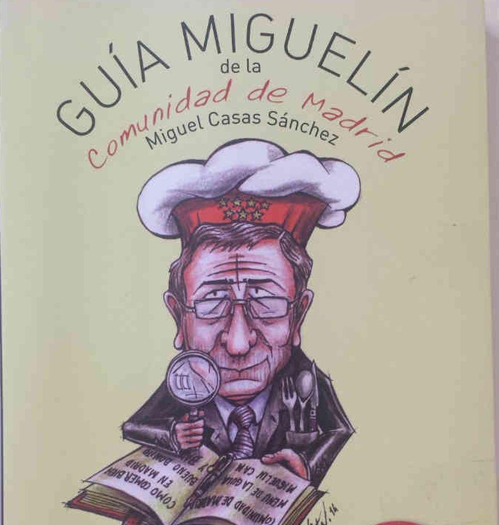 Foto: Portada Guía Miguelín de la Comunidad de Madrid