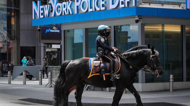 La policía de Nueva York tardó en encontrar la casa de la víctima (Reuters/Brendan McDermid)