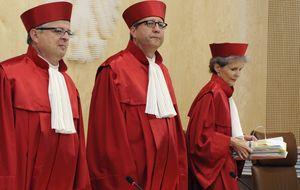 El Constitucional alemán duda de la legalidad del 'cortafuegos' de Draghi