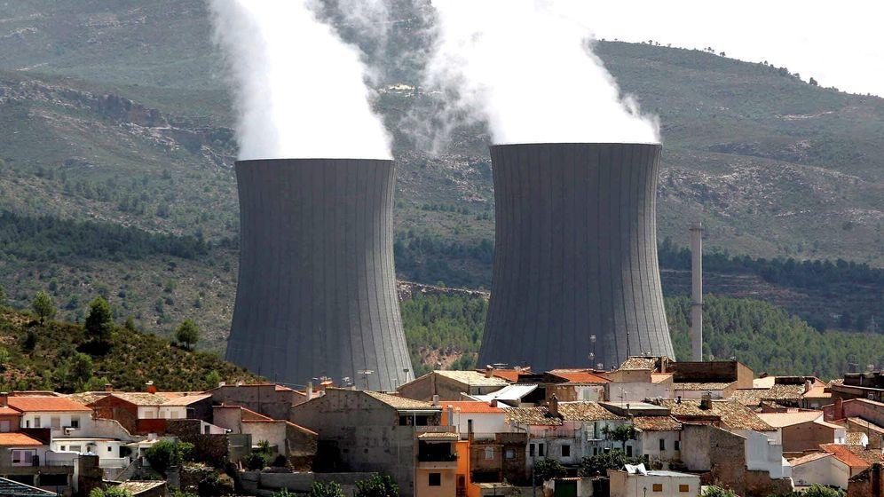 Foto: La central nuclear de Cofrentes, cuya licencia de explotación expira en 2021. (EFE)
