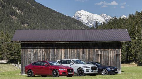 Jaguar se apunta a la moda 4x4