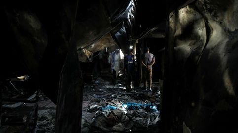 Suben a 92 los muertos en el incendio de un centro para pacientes de covid en Irak