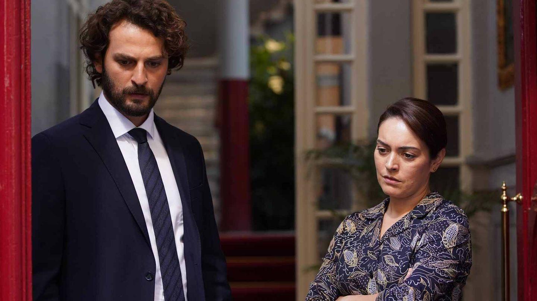 Los protagonistas de 'Inocentes'. (Antena 3)