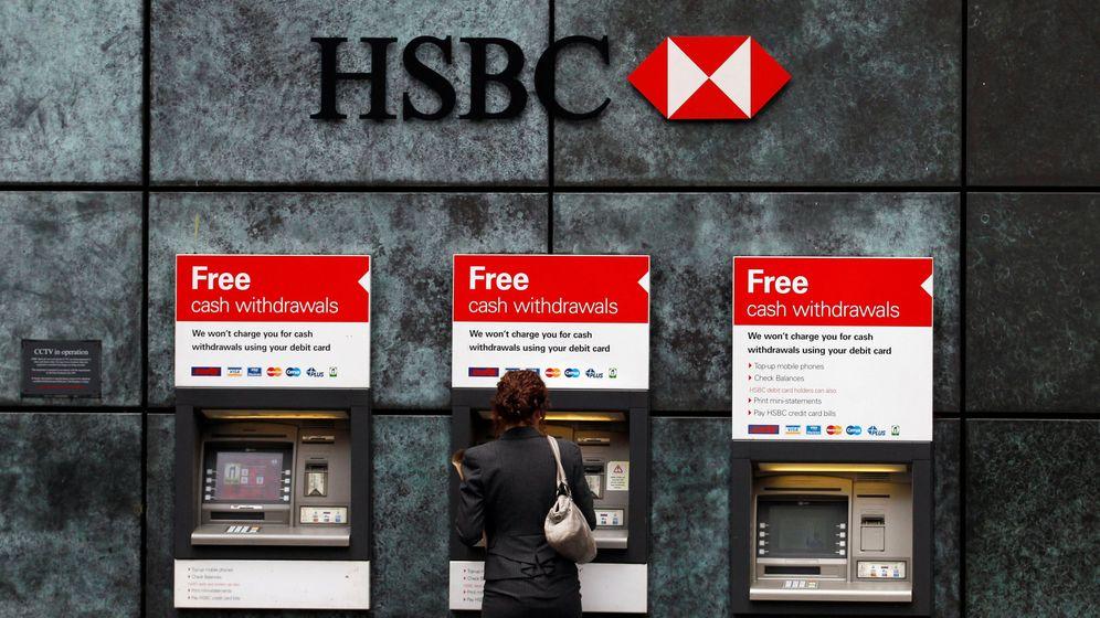 Foto: Clientes españoles se escondían detrás de sociedades pantalla en la sede de Ginebra del HSBC. (Reuters)