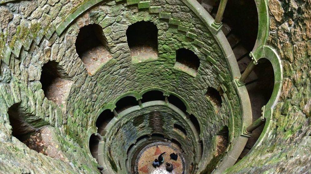 Foto: La Torre Invertida, el misterioso edificio de Sintra. (CC/Glyn Lowe)
