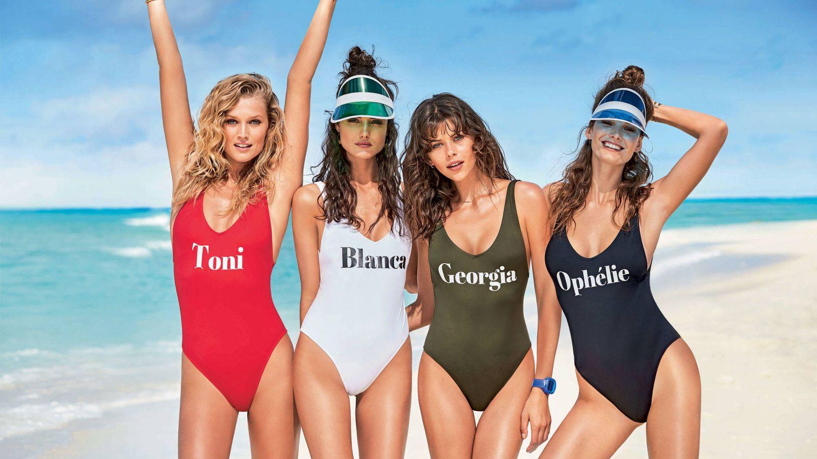 Foto: Aún estás a tiempo de hacerte la depilación láser y poder ir a la playa. (Foto: Calzedonia)