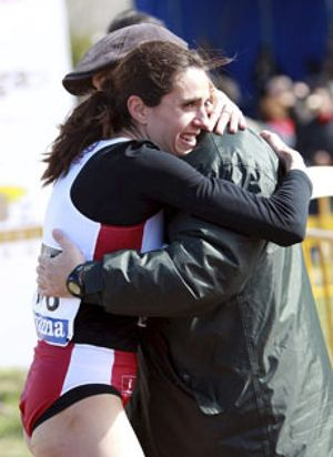 Nuria Fernández entra en la convocatoria para París como premio a su título nacional de cross