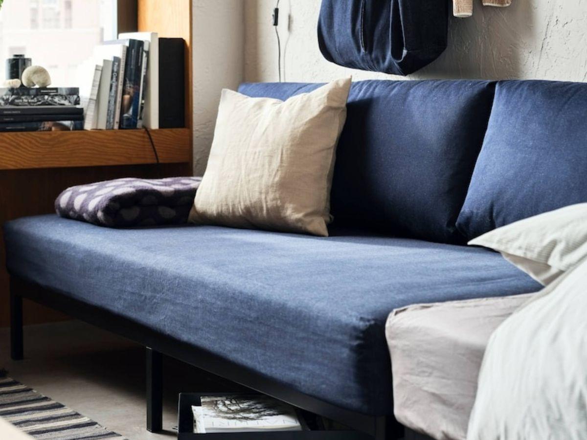 Foto: Esta colección de Ikea se adapta a tu salón aunque sea pequeño. (Cortesía)