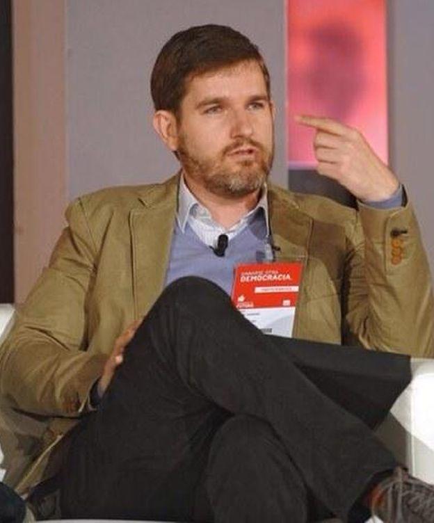 Foto: Ignacio Urquizu, diputado del PSOE