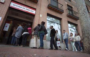 El paro baja en 1.949 personas, la primera caída en febrero desde 2007
