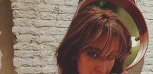 Post de María Pedraza: cumpleaños, cambio de look y ¡flequillo!