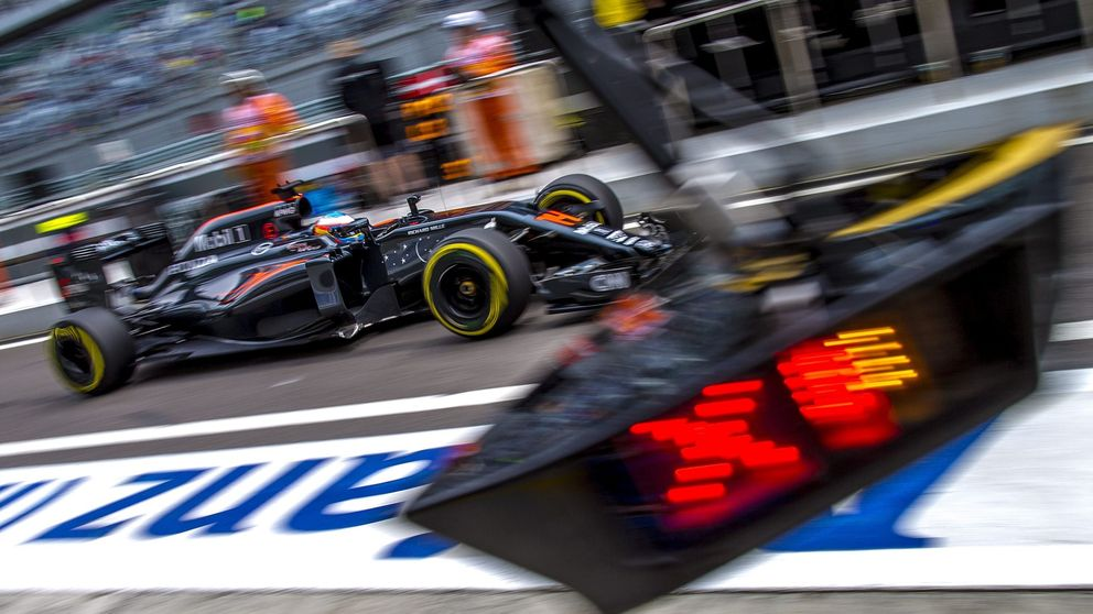 ¿Ha solucionado McLaren el problema que le impide lucirse el domingo?