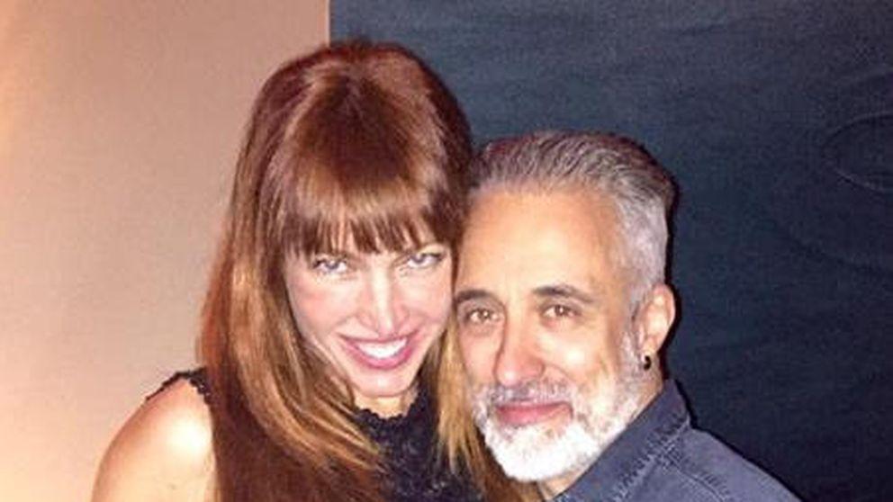 El chef Sergi Arola y  la modelo Silvia Fominaya: cena, copa y cama