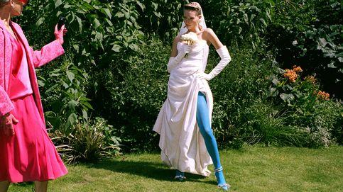 Carrie Symonds hace del alquiler de vestidos de novia la novedad de Selfridges