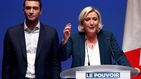 Bardella, la arriesgada maniobra estética de Le Pen para las elecciones europeas