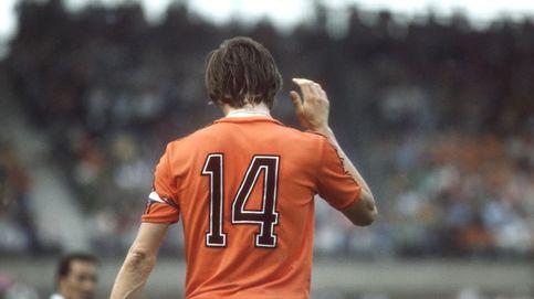 14 momentos que forjaron la leyenda del '14' que hizo magia con el balón