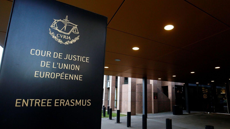 Sede del Tribunal de Justicia de la Unión Europea. (EFE)
