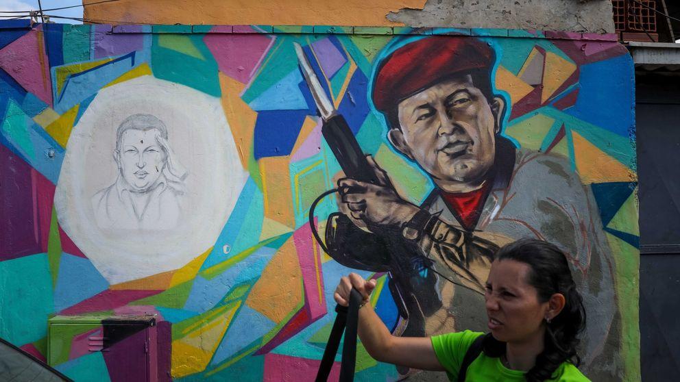 Y mientras tanto, en las calles de Venezuela... no está pasando nada
