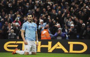 Al City le sobra un extranjero en la Champions y puede ser Negredo