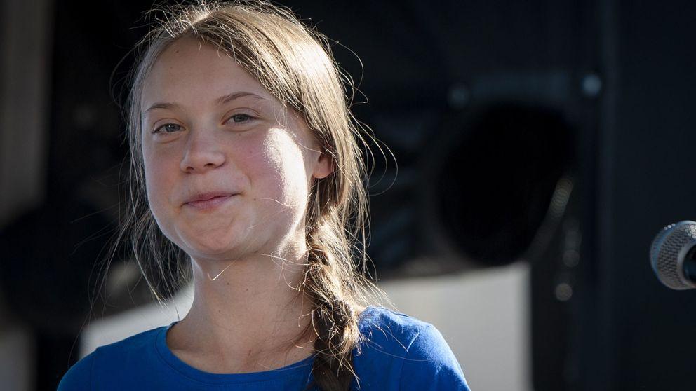 Casi el 40% de los españoles piensan que Greta Thunberg es una niña manipulada