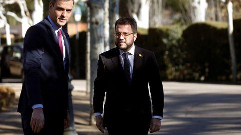 Sánchez y Aragonès buscan fecha para verse en Moncloa cuanto antes