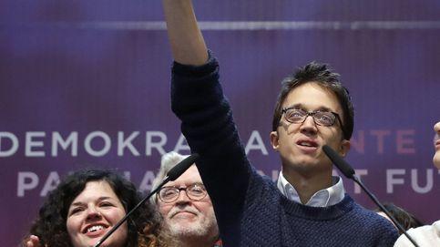 Errejón asume la derrota y deja su futuro político en manos de la nueva dirección